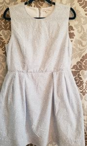 Gap Sleeveless Fit and Flare Dress